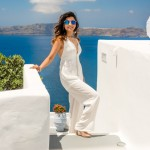 GREECE DIARIES – KITTY CORNER JUMPSUIT